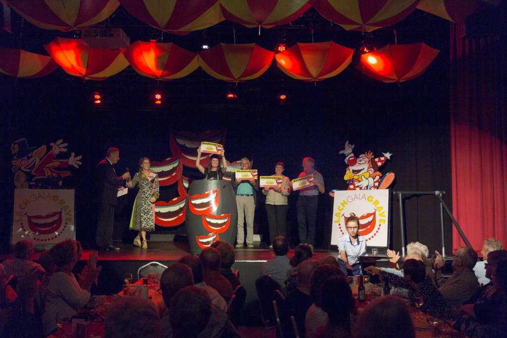 Donatie Graafse lachgala