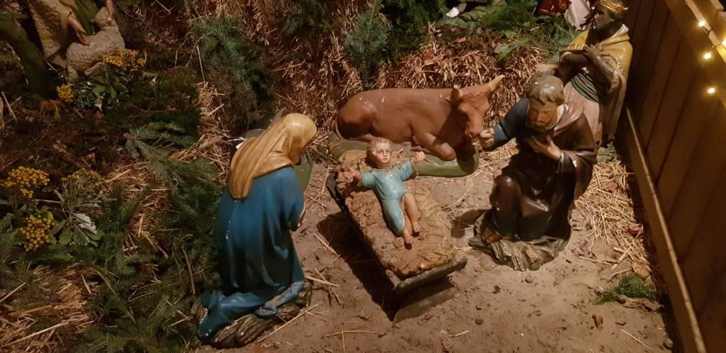 Kerst op de kinderboerderij 2018 (video)